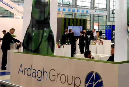 Ardagh shows its leading edge focus on modern sustainable packaging at Brau Beviale 2015