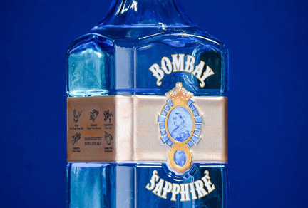 A World Beverage Innovation Award that tells the story of the Bombay Sapphire Distillery at Laverstoke Mill
