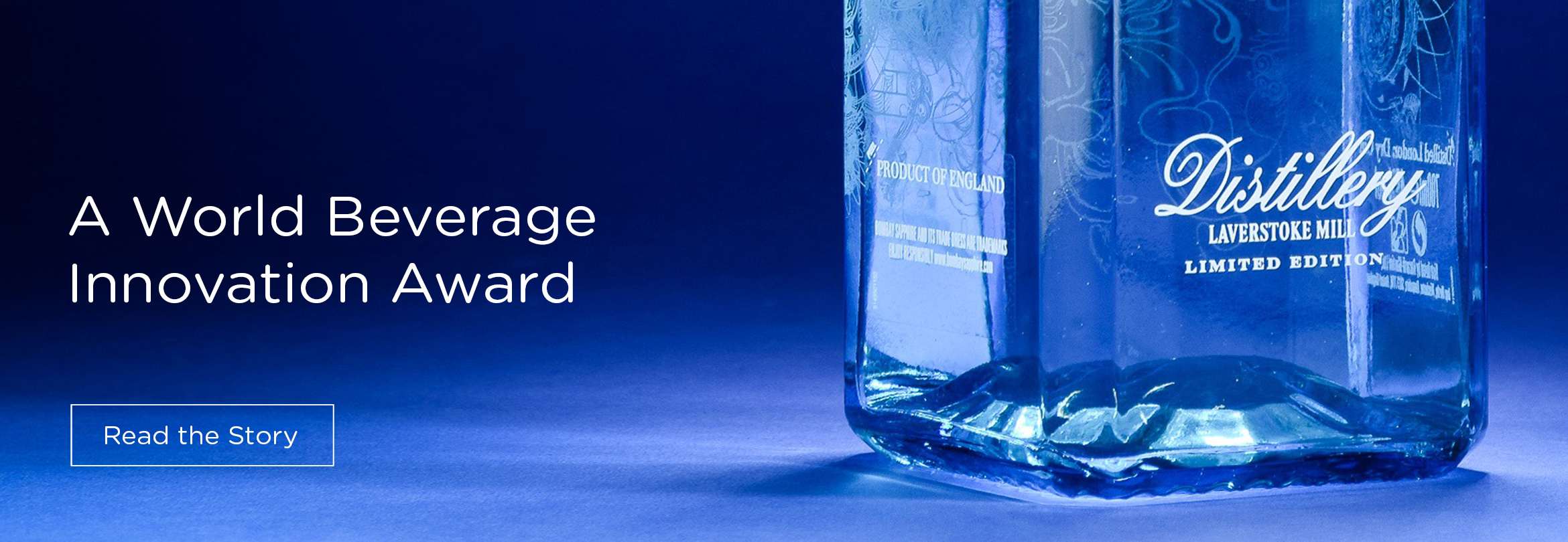 A world beverage innovation award