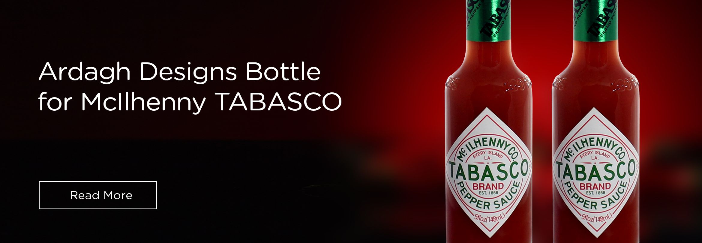 McIlhenny Company's TABASCO® Sauce Celebrates 150 Years with Commemorative Anniversary Bottle