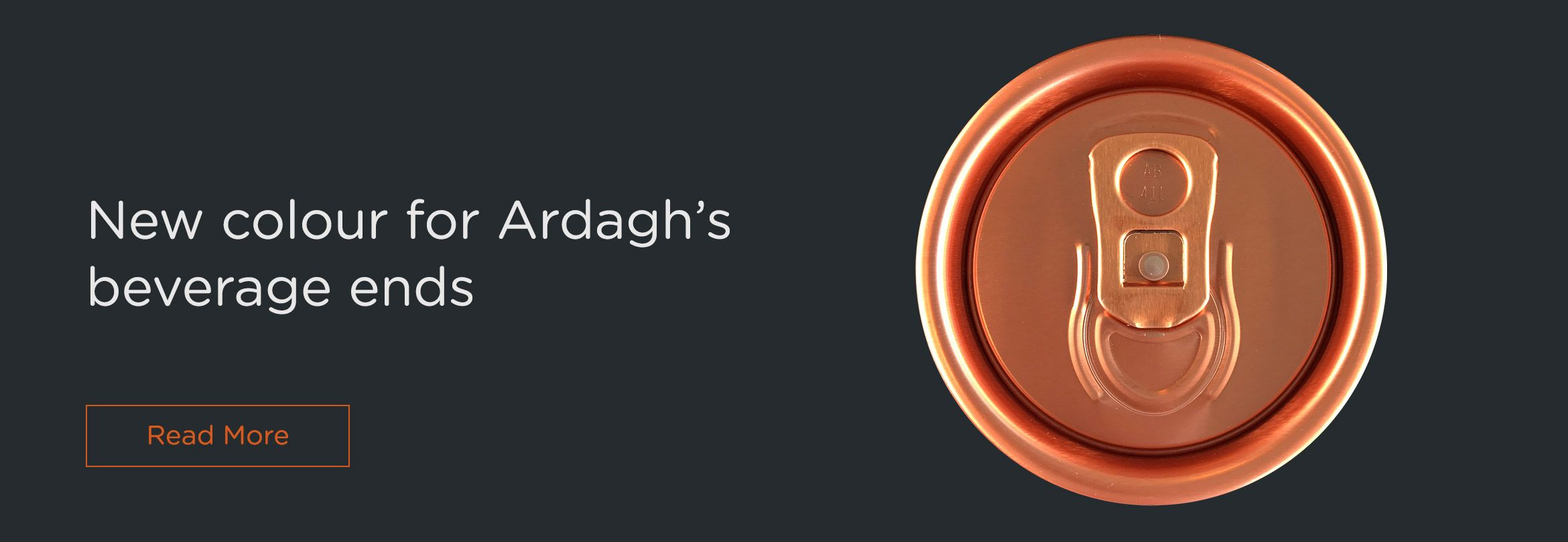 New colour for Ardagh's beverage end range