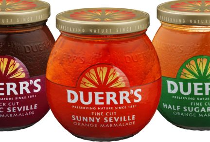 New Duerr's citrus jar set to transform the sector