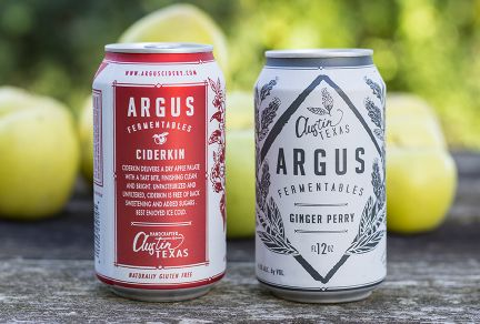 Argus Cidery Chooses Ardagh Beverage Cans to Help Build Brand
