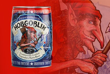 Hobgoblin Taps into Ardagh Group's Keg Technology