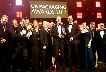 Ardagh Group wins 'Packaging Company of the Year' at UK Packaging Awards