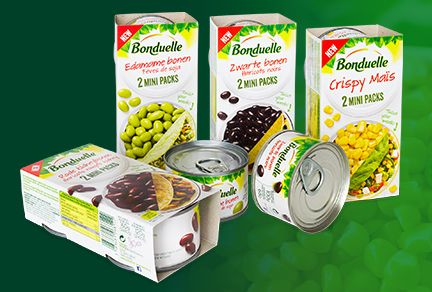 Ardagh Group Engages in 'Touch of' Innovation with Bonduelle