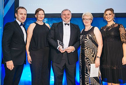 Ardagh Group enjoys double win at the 2018 Glass Focus Awards