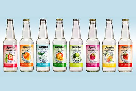 Sprecher Brewing Company launches sparkling water in Ardagh Group glass bottles