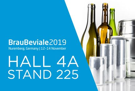 Innovations shine at Ardagh Group's BrauBeviale 2019 exhibit