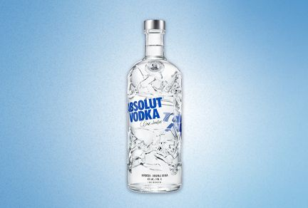 Absolut Vodka works with Ardagh Group to create their recycled 'Absolut Comeback' bottle