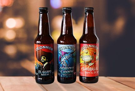 Ardagh partners with O'Connor Brewing