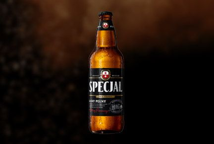 Lighter and more sustainable - the new 'Specjal' beer bottle from Ardagh Group